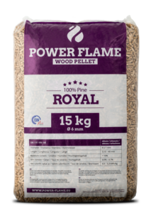 Abholpreise Holzpellets Power Flame Royal